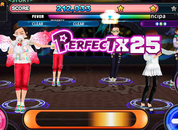 Cheat Perfect Ayodance Mobile Mod Apk 14000 Terbaru