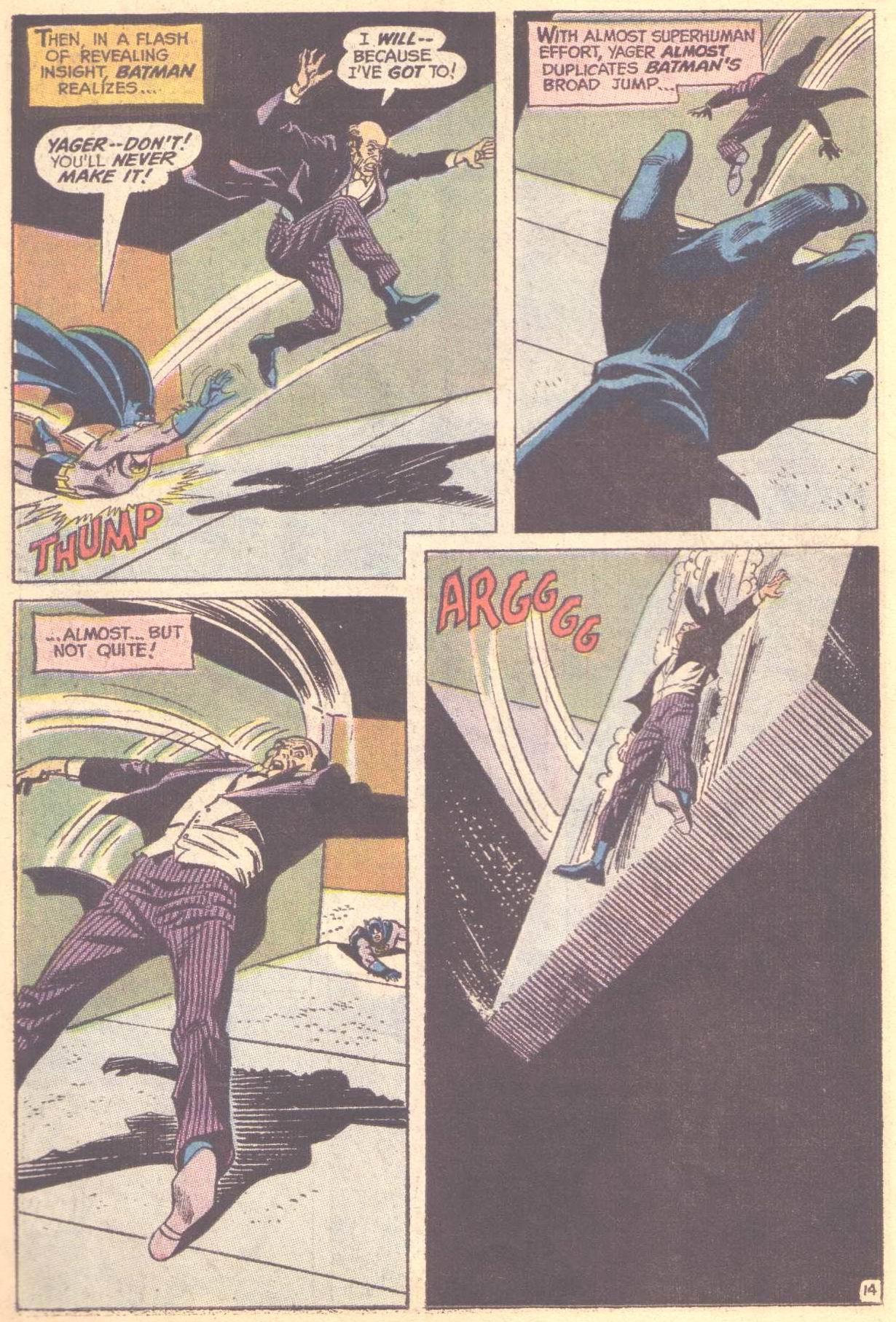 Detective Comics (1937) 401 Page 17