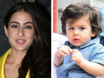 Saif Ali Khan reveals who is more high maintenance between Sara Ali Khan and Taimur Ali Khan
