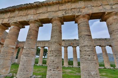 vue de la colonnade