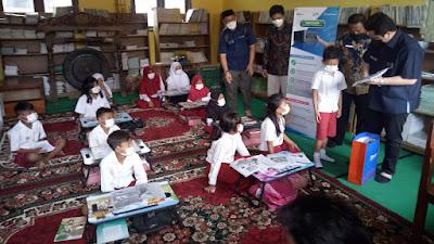 Menteri BUMN kunjungi siswa di SDN Cikuya III dan Wisata Tebing Koja