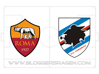 Prediksi Pertandingan AS Roma vs Sampdoria