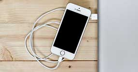 Avoid charge your smartphone more