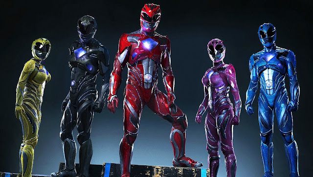 Power Rangers (2017) Movie - Sinopsis