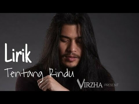 Virzha, Tentang Rindu, terjemahan, bahasa, thai, thailand