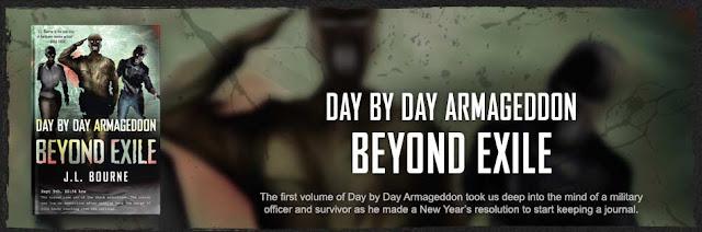 J.L. Bourne Day by day Armageddon 2