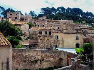 Castillo Tossa de Mar