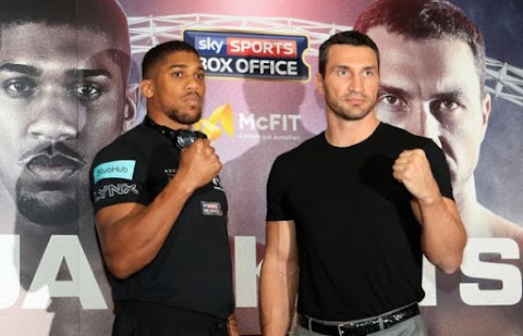 Defeat is not an option against Anthony Joshua – Wladimir Klitschko