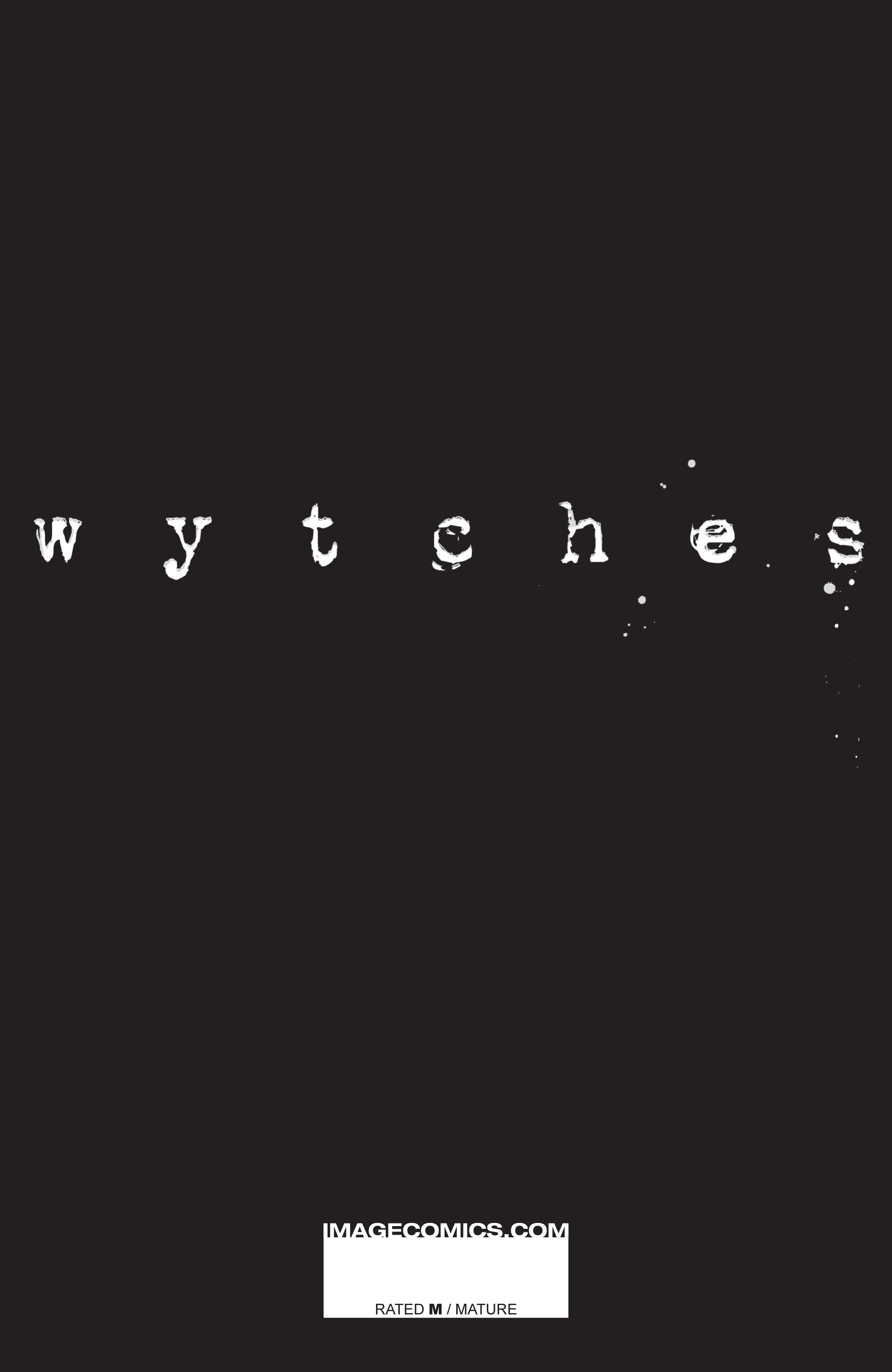 Read online Wytches comic -  Issue #4 - 32