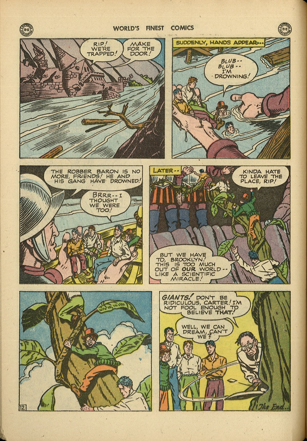 Read online World's Finest Comics comic -  Issue #26 - 36