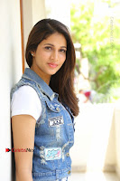 Telugu Actress Lavanya Tripathi Latest Pos in Denim Jeans and Jacket  0124.JPG