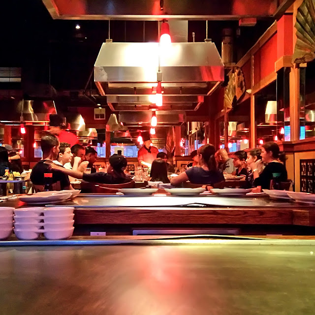 yamato encino for teppan grill and sushi
