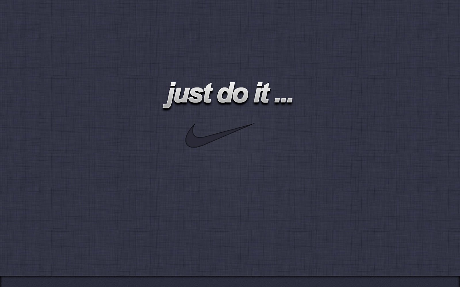 Nike Logo Just Do It Wallpaper