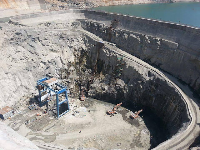 1410 MW Tarbela Hydropower project IV extension under