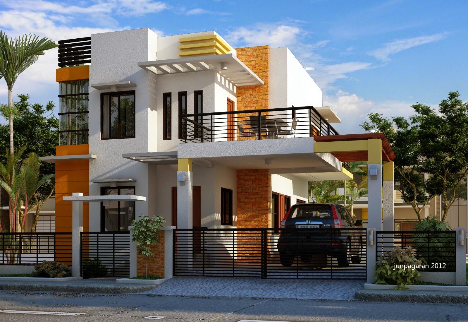Desain Rumah 2 Lantai Tanah 90 27 Contoh Denah Rumah 2 Lantai