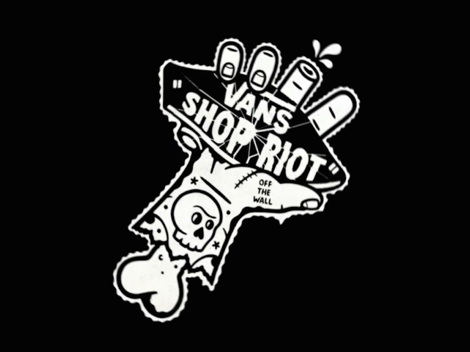 49d6182b520eb2 Vans Shop Riot Finals 2014 - Kribo s Edit