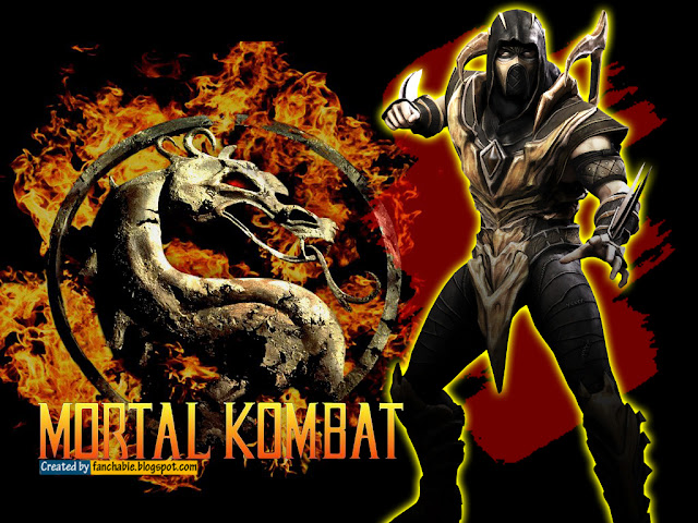 Mortal Kombat fight