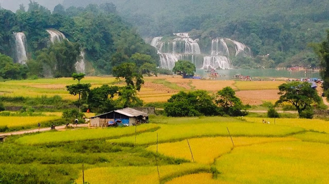 Cao Bang - the most enjoyable trip experience in December 2