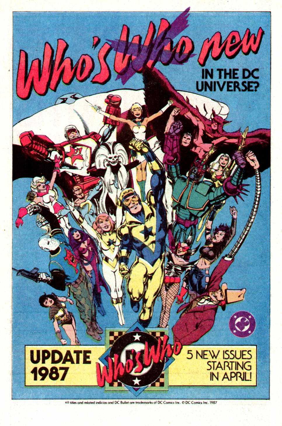 Read online Secret Origins (1986) comic -  Issue #16 - 41
