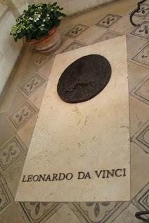 tumba de leonardo