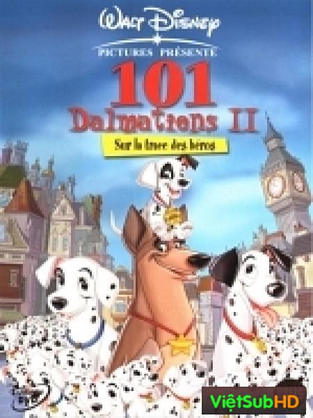 101 Chú Chó Đốm Phần 2