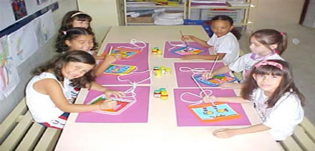 A ATUAÇÃO DO PROFESSOR DE EDUCAÇÃO INFANTIL