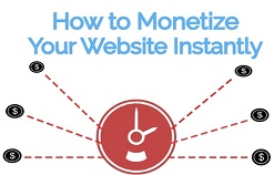Monetize Website