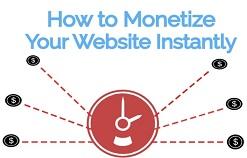Monetize Websites