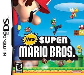 New Super Mario Bros, NDS, Español