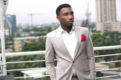 Timi Dakolo's picture in 'Iyawo mi' video
