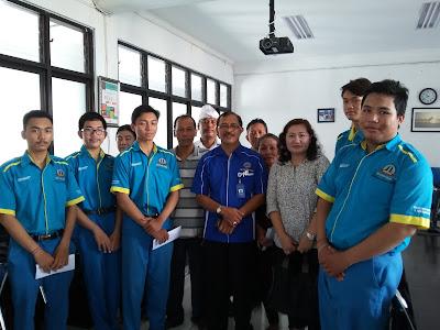 Penyerahan Beasiswa Prestasi Untuk Para Juara Fasttekno STMIK Stikom Bali 2017