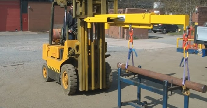 Increase the efficiency of forklifts with forklift accessories ?