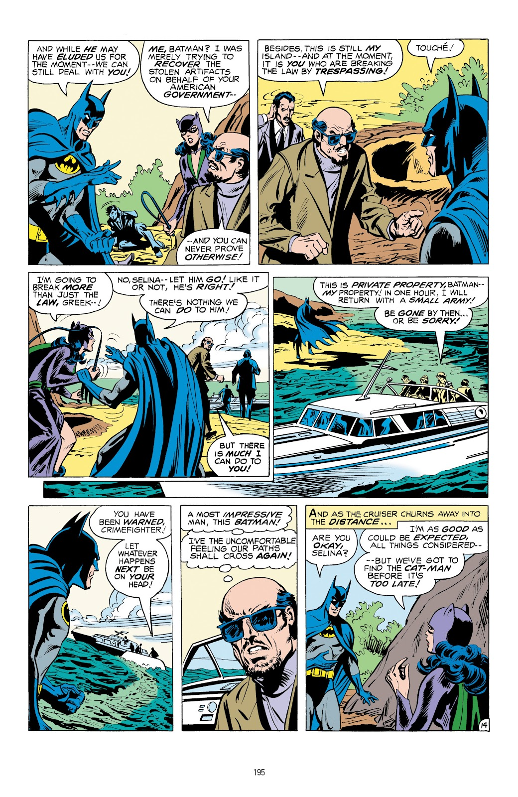 Read online Catwoman: A Celebration of 75 Years comic -  Issue # TPB (Part 2) - 96