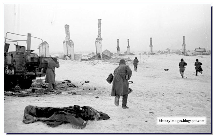 battle of stalingrad turning point essay
