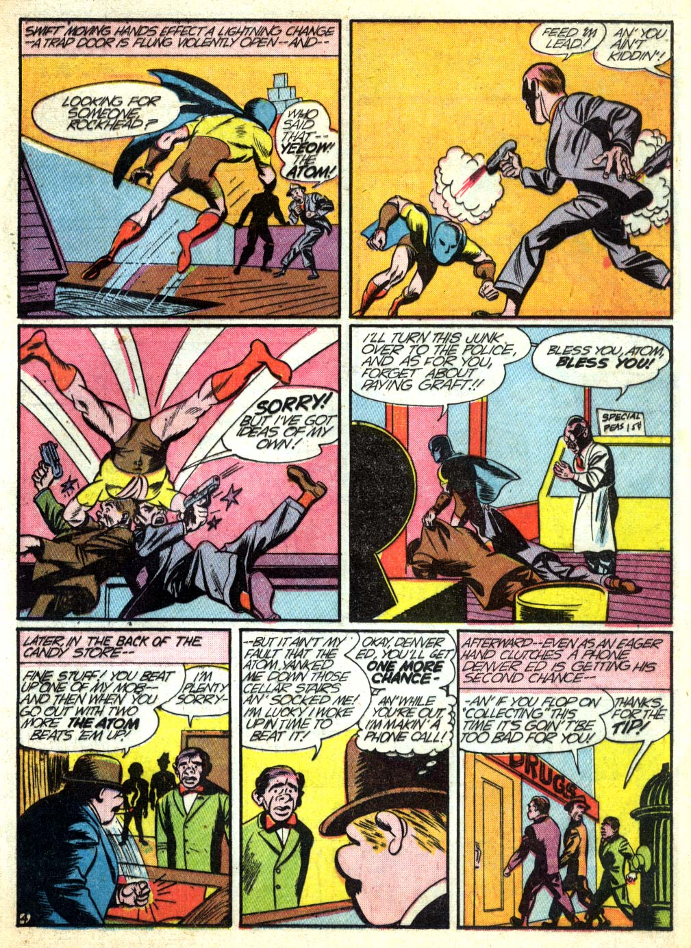 Read online All-American Comics (1939) comic -  Issue #54 - 23