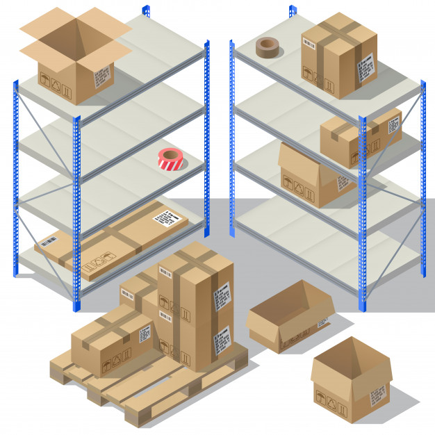 How E-Commerce Business Can Leverage Their Business By Using Cardboard Boxes?