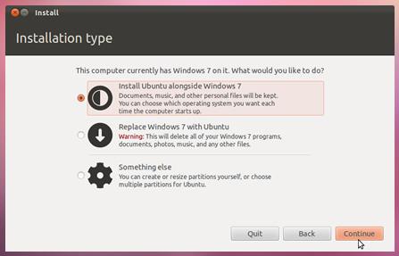 Menginstal Linux Ke Empat