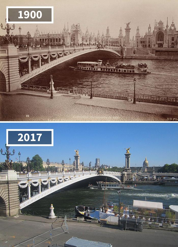 Paris, France, 1900 - 2017