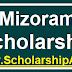 Mizoram Scholarship 2018-19 SC/ST/OBC/Minority Fresh/Renewal Form