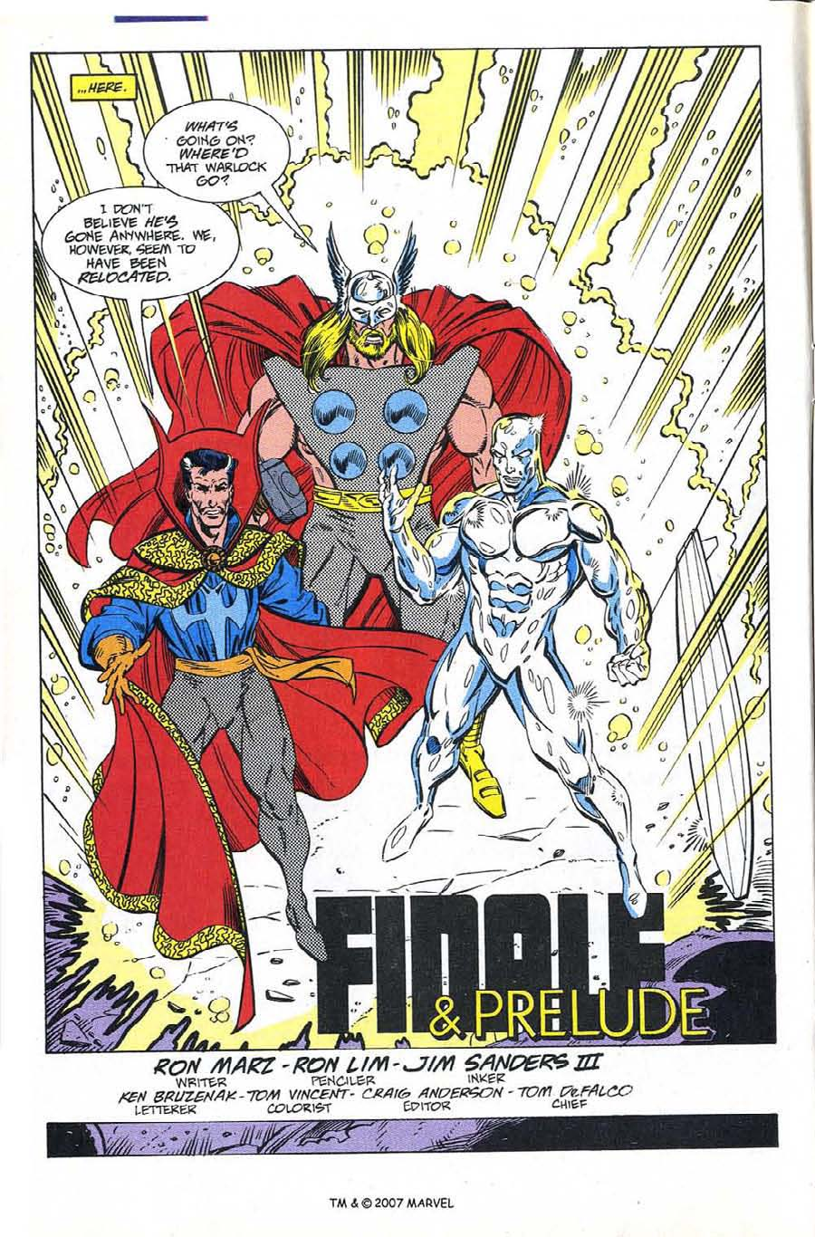 Read online Silver Surfer (1987) comic -  Issue #60 - 4