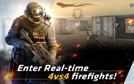 Download Game Android Point Blank: Strike