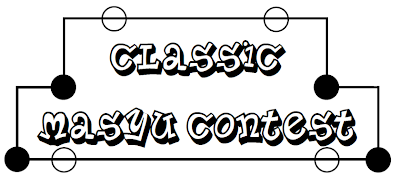 LMI Classic Masyu Contest : 26-Apr to 2-May