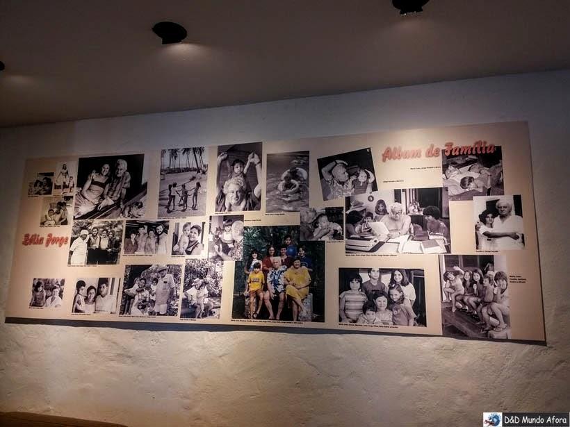 O que fazer em Salvador (Bahia) - Fundação Casa de Jorge Amado - Espaço Zélia Gattai