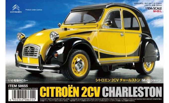 Citroen 2CV Charleston M-05