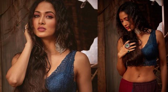 Photoshoot: Vidisha Srivastava; Some hearts understand each other, even in silence