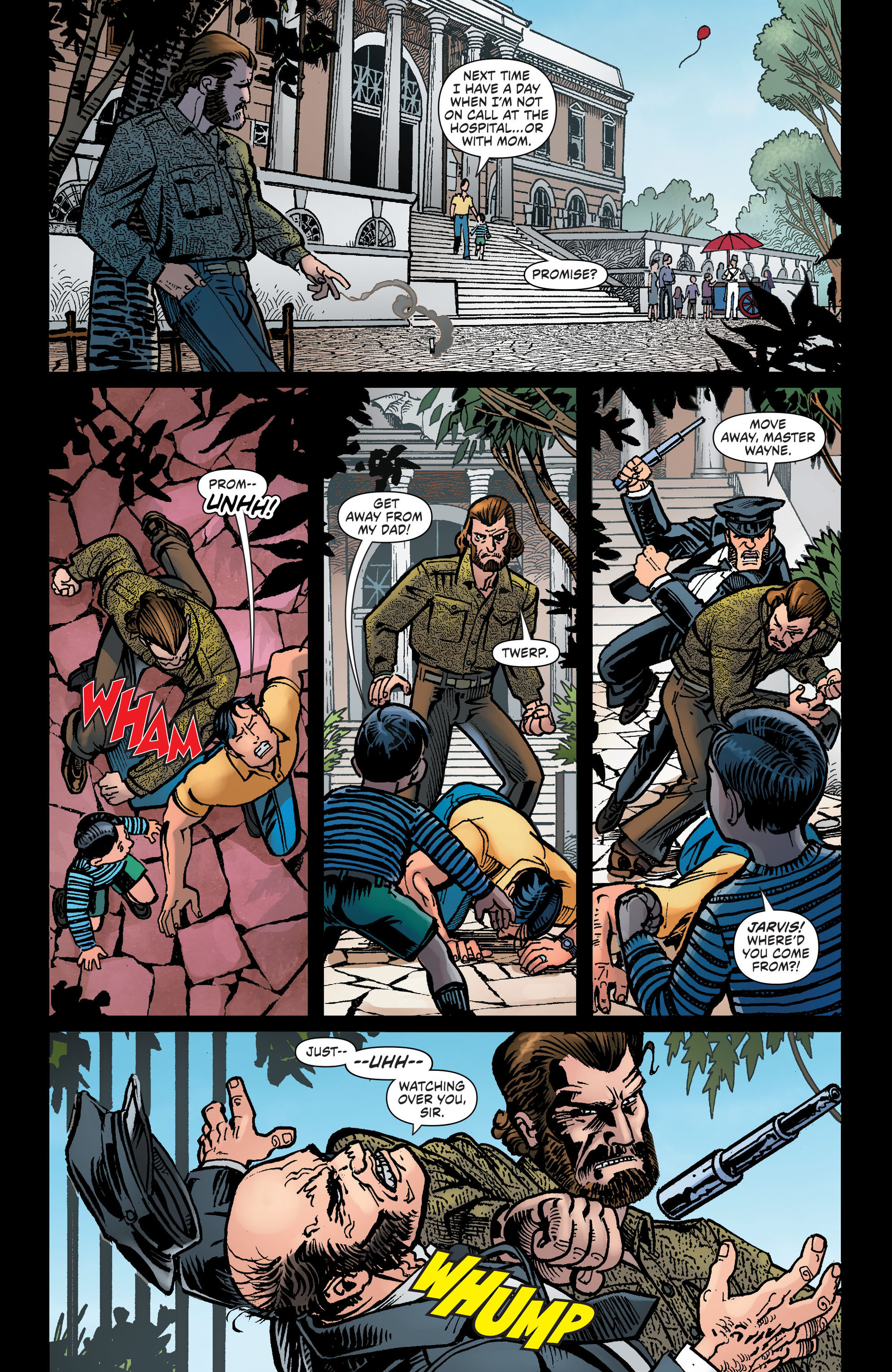 Read online Worlds' Finest comic -  Issue #28 - 8
