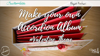 Valentine Themed accordion Album cover