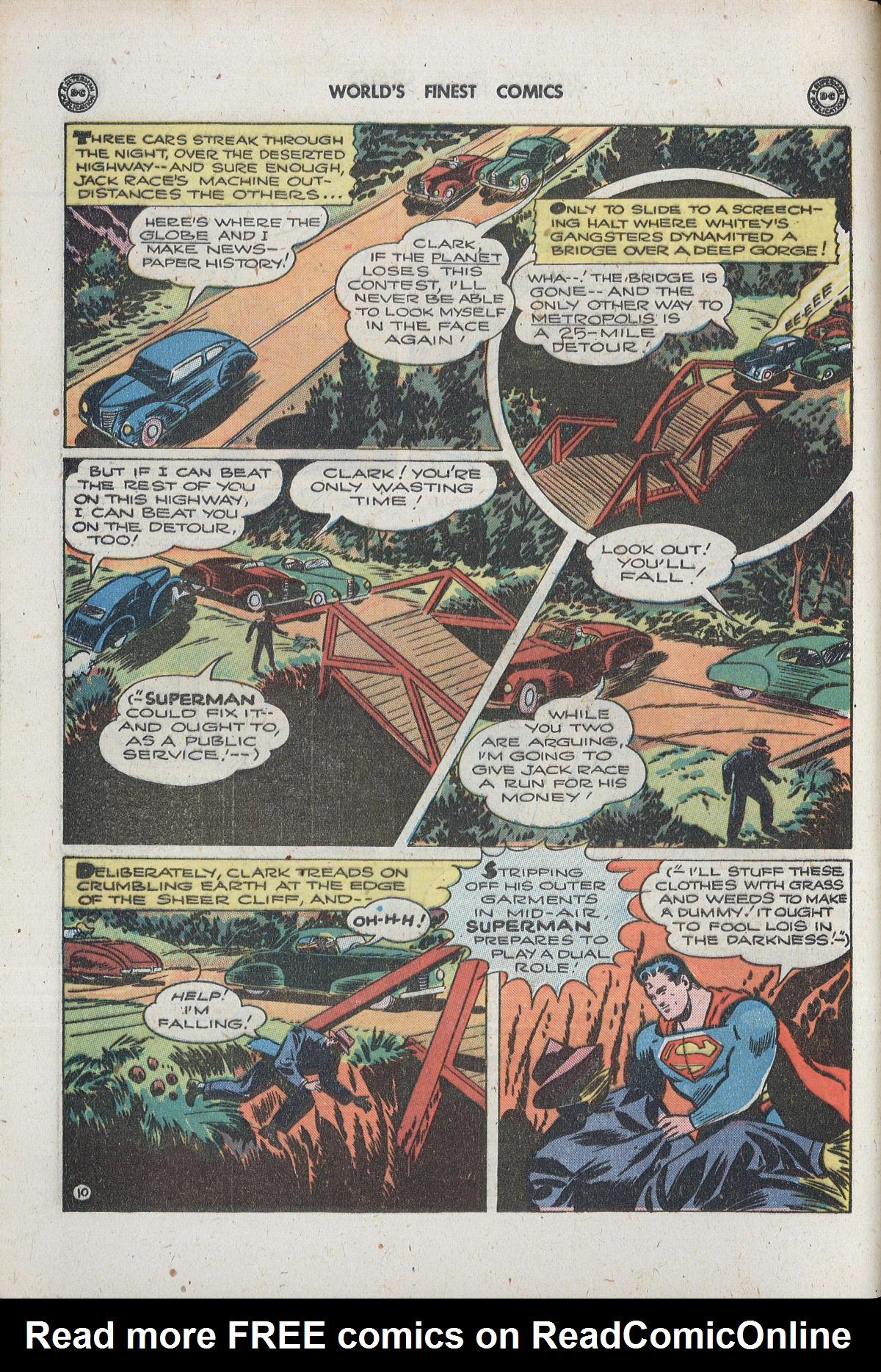 Read online World's Finest Comics comic -  Issue #33 - 12