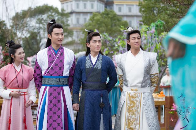 Hua Xie Hua Fei Hua Man Tian