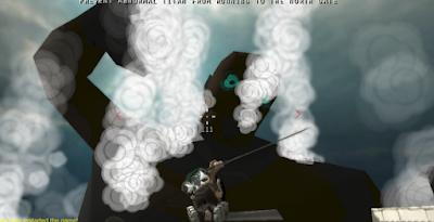 Angry Shadow Colossal, Colossal Titan Skin